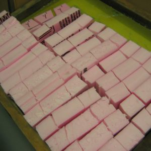 2-inch Styrofoam Cut Into 3-part Brick Molds