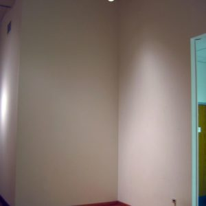 Corner Of Gallery For Installation